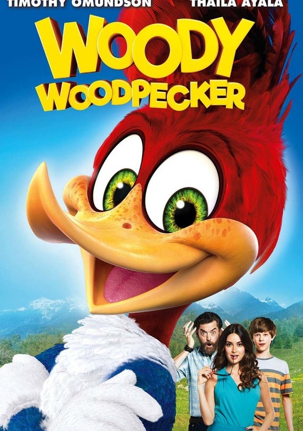 Woody Woodpecker, le film