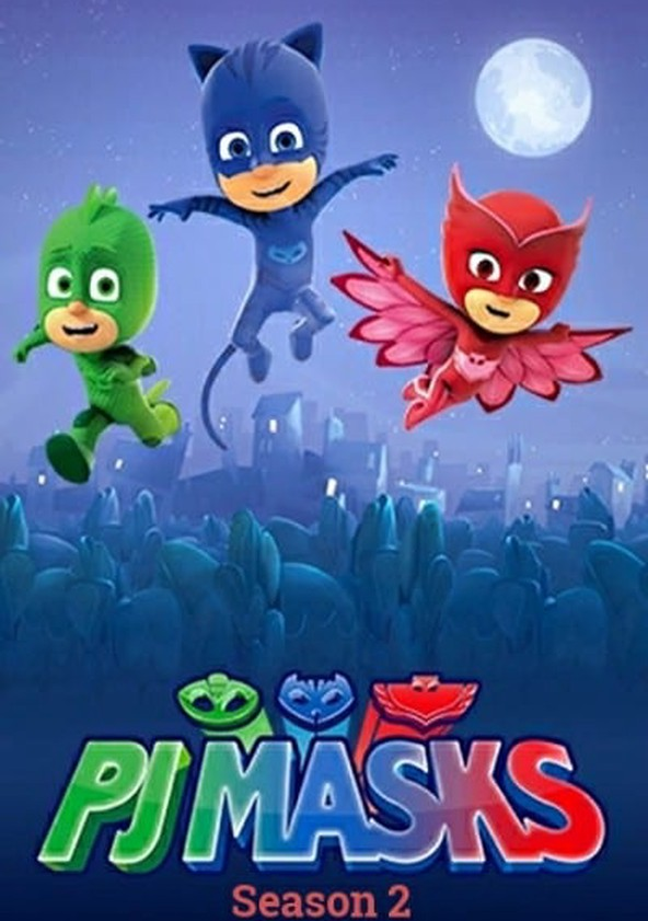 PJ Masks Season 2 poster