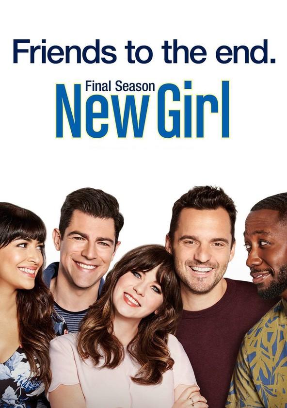 Risultati immagini per new girl season 7 poster