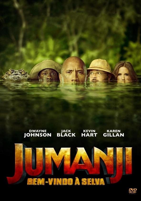 Jumanji: Bem-Vindos à Selva