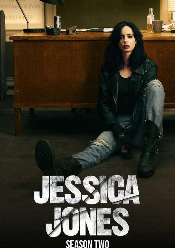 Marvel's Jessica Jones Season 2 poster