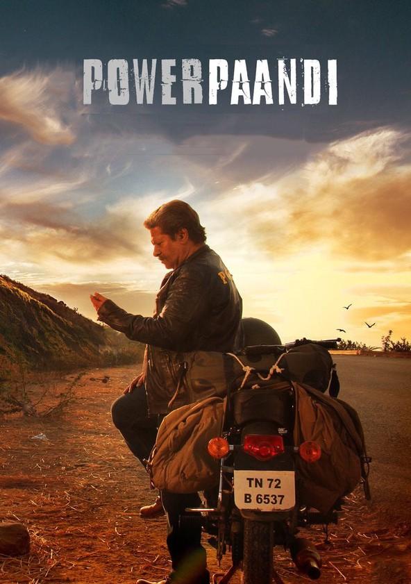 Pa Paandi streaming: where to watch movie online?