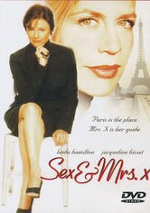 Sex and Mrs. X