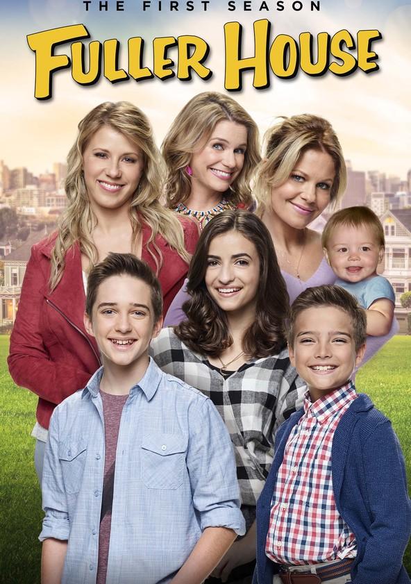 Fuller House Season 1 Poster