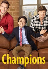 Champions movie poster