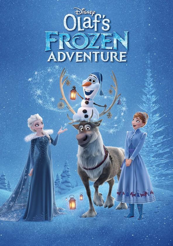 la reine des neiges joyeuses ftes avec olaf poster - La Reine Des Neige En Streaming