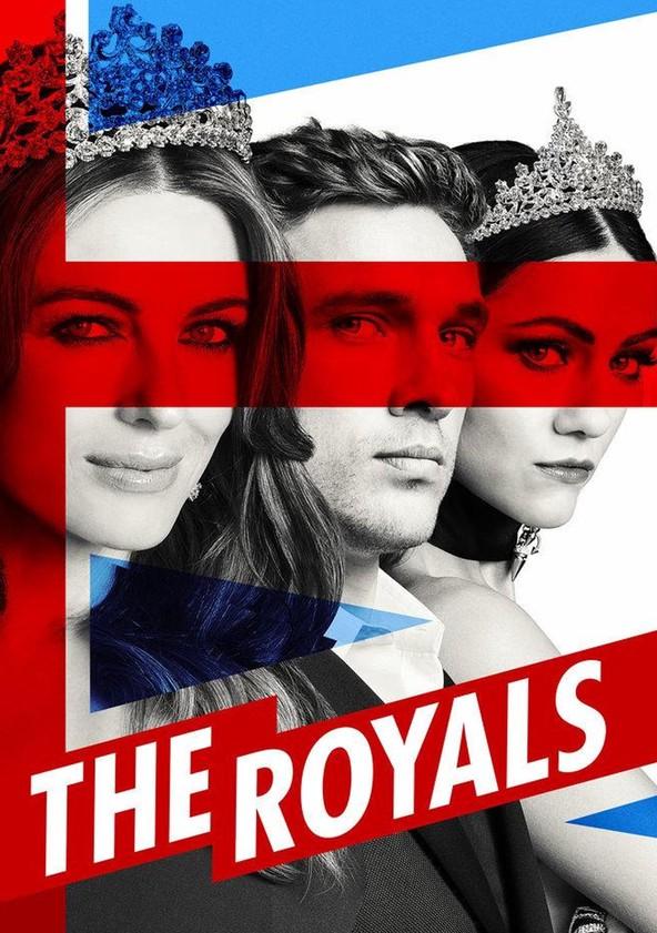 The Royals Season 4 poster
