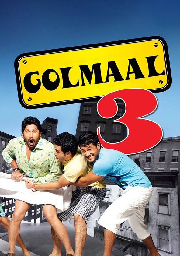 Golmaal 3 (2010) Untouched BD50 1080p AVC DTS-HDMA 5.1 – DTOne | G- Drive | 33.78 GB |