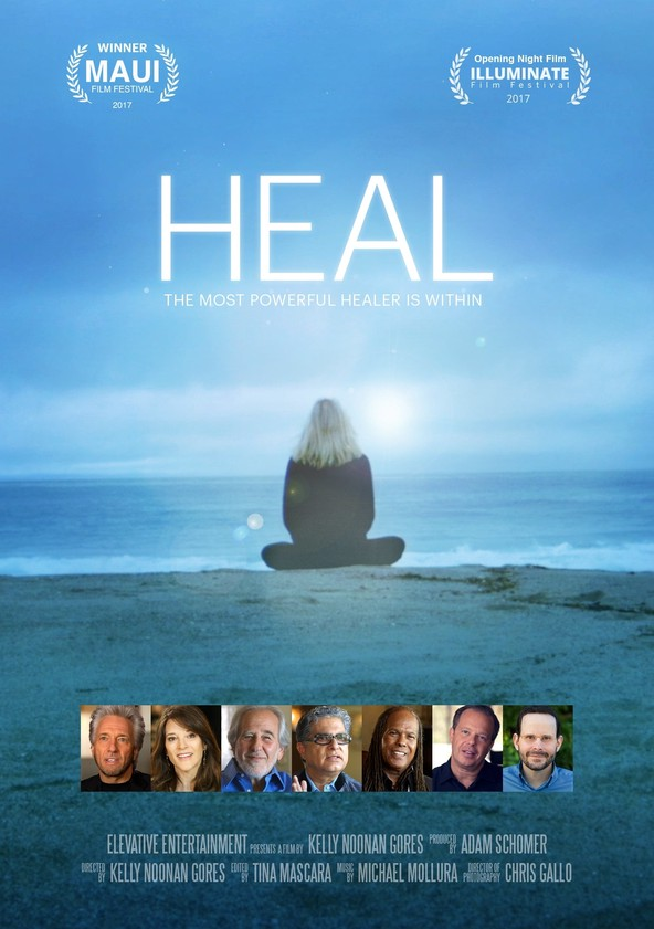Heal poster