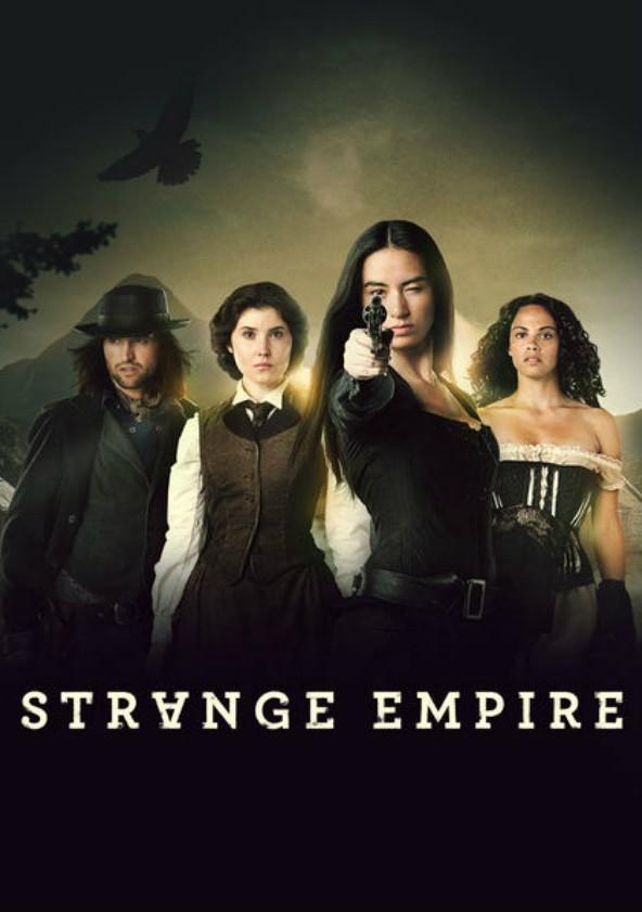 Strange Empire poster