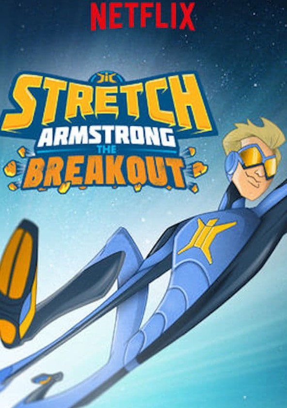 Stretch Armstrong: The Breakout poster