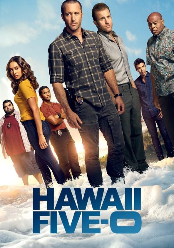하와이 파이브 오 Season 8 poster
