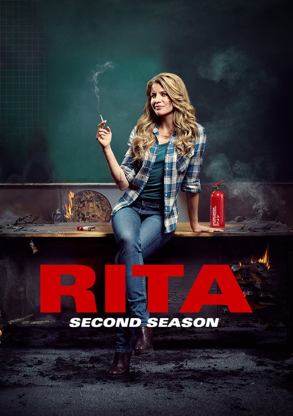 Rita Season 2 poster