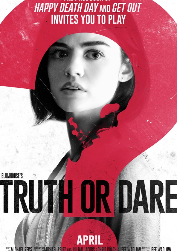 Totuus vai tehtävä poster