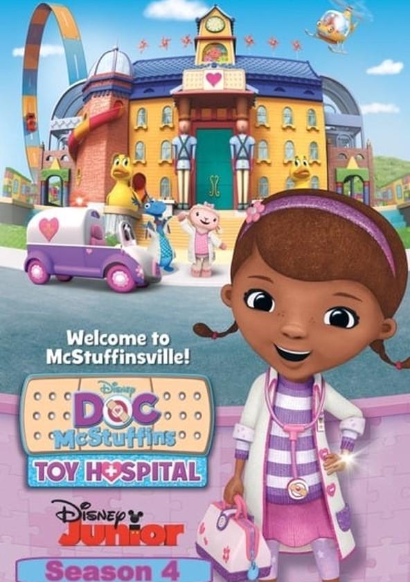 Doc McStuffins Season 4: Toy Hospital poster