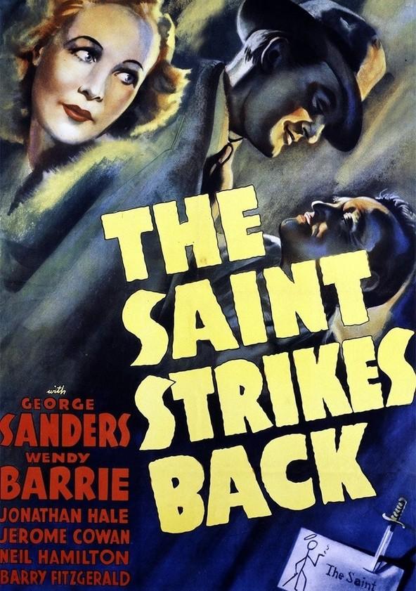 The Saint Strikes Back