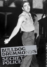 Bulldog Drummond's Secret Police