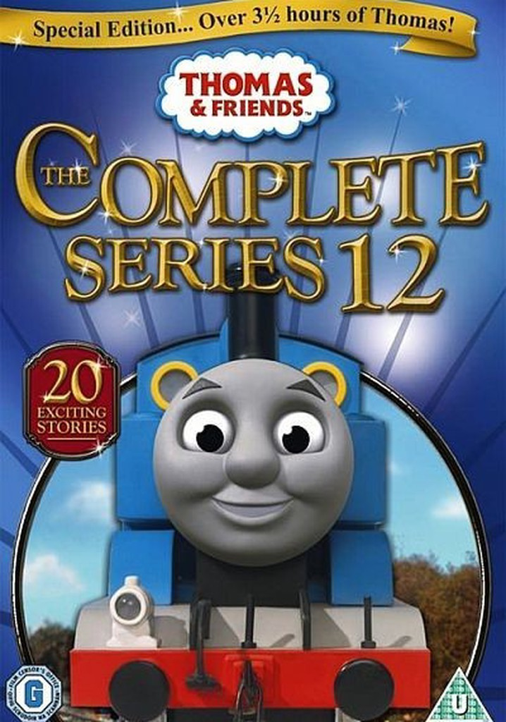 Thomas, die kleine Lokomotive