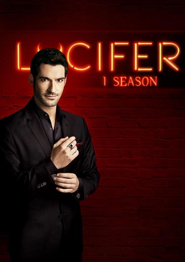 Lucifer Saison 1 poster