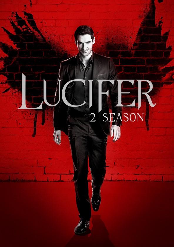 Lucifer Saison 2 poster