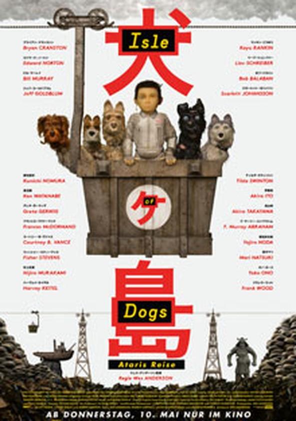 Isle of Dogs - Ataris Rise