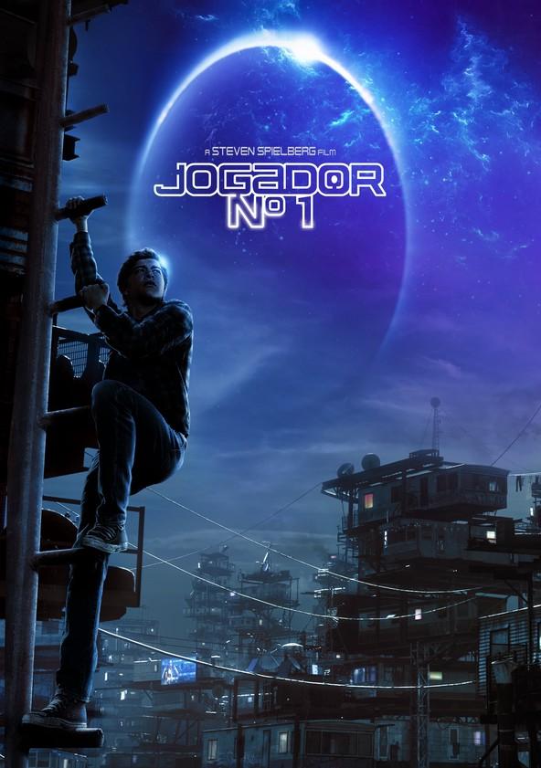 Jogador N° 1 poster
