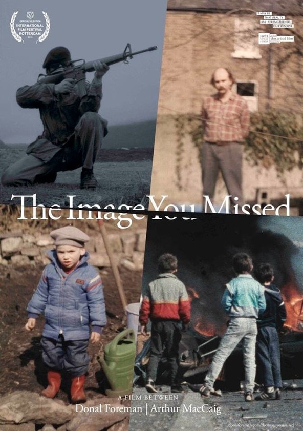 The Image You Missed poster