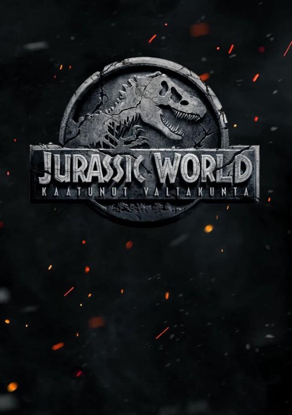 Jurassic World: Kaatunut valtakunta poster