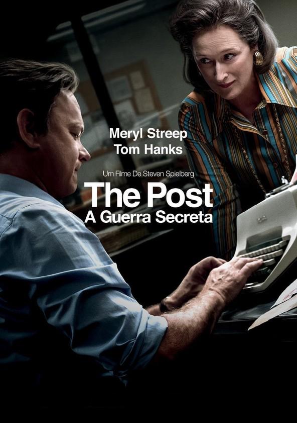 The Post: A Guerra Secreta poster
