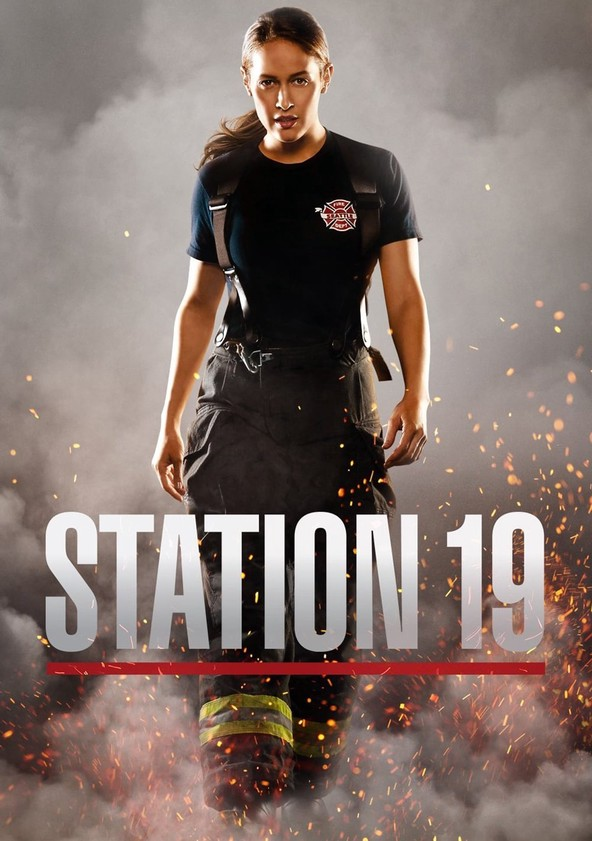 Пожарная часть 19 poster