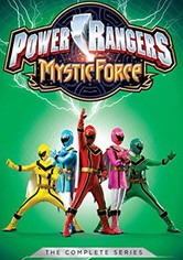 Temporada 14: Mystic Force