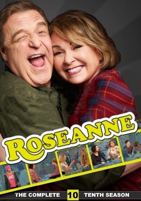 Roseanne Season 10 poster