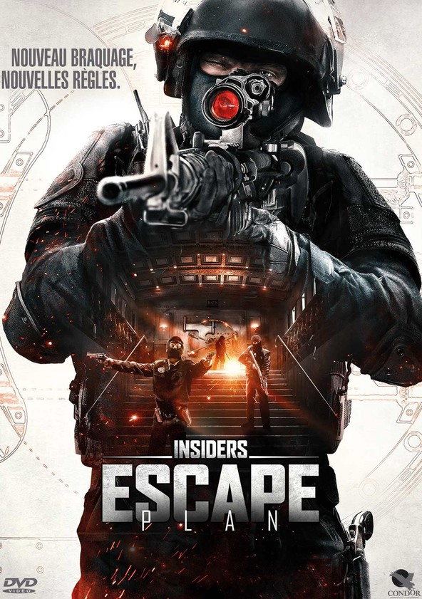 Insiders : Escape Plan