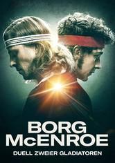 Borg vs. McEnroe - Duell zweier Gladiatoren