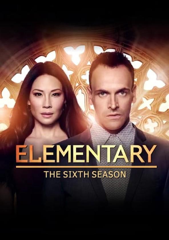 Elementary Season 6 poster