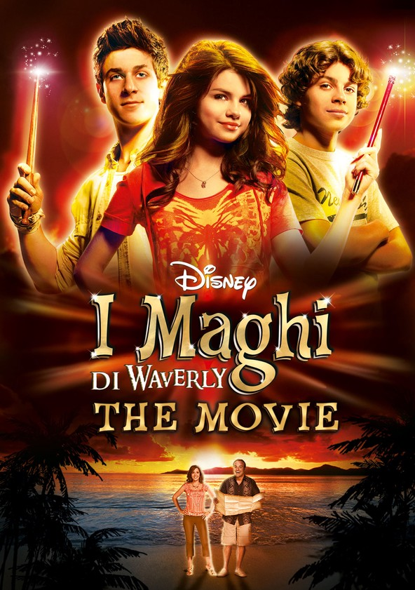 I maghi di Waverly - The movie