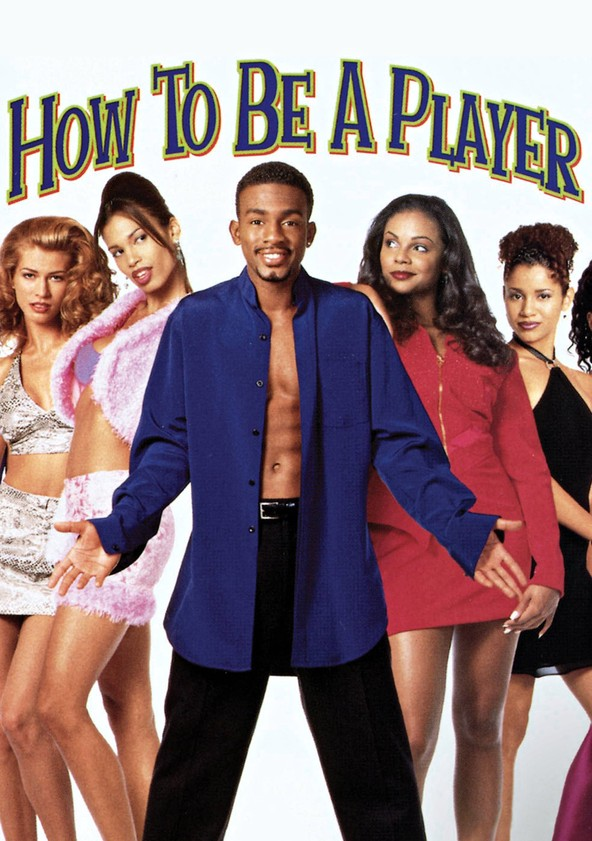 Def Jam's How to Be a Player poster