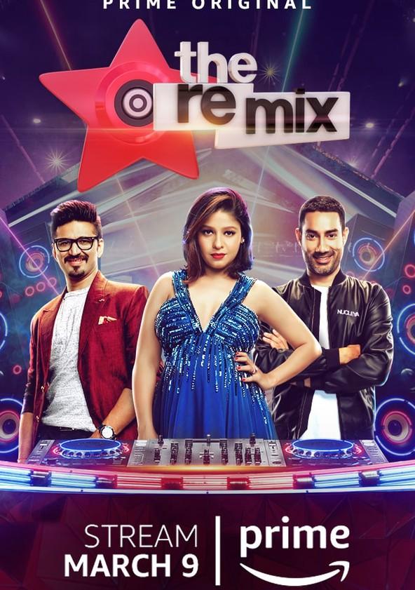 The Remix Season 1 poster