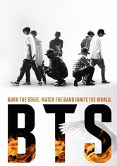 BTS: Burn the Stage