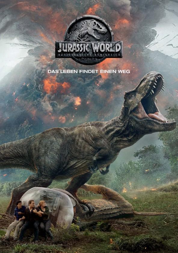 Jurassic World: Das gefallene Königreich poster
