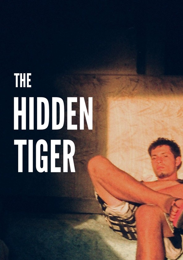 The Hidden Tiger poster