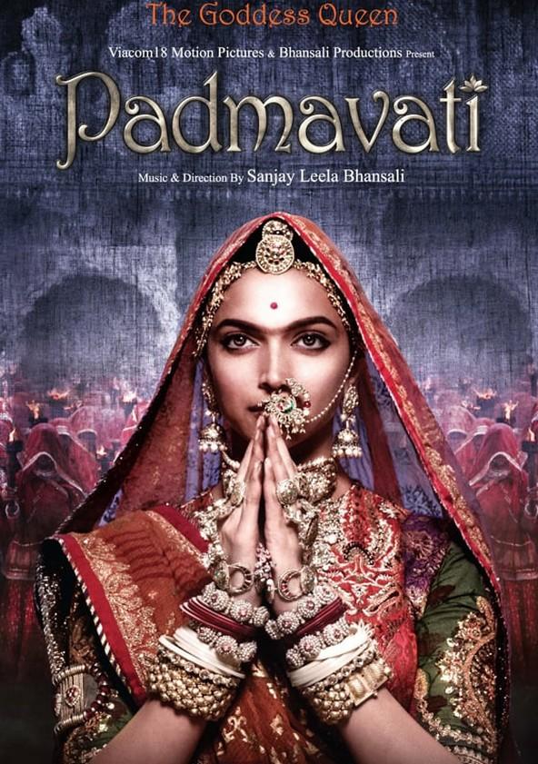 Padmaavat poster