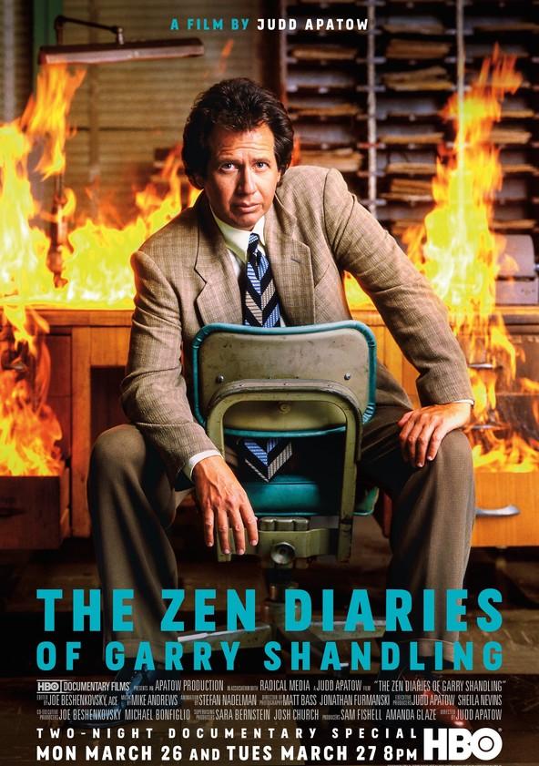 The Zen Diaries of Garry Shandling movie poster