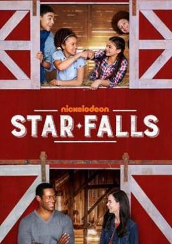 Star Falls Season 1 poster