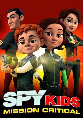Spy Kids: Misión crucial