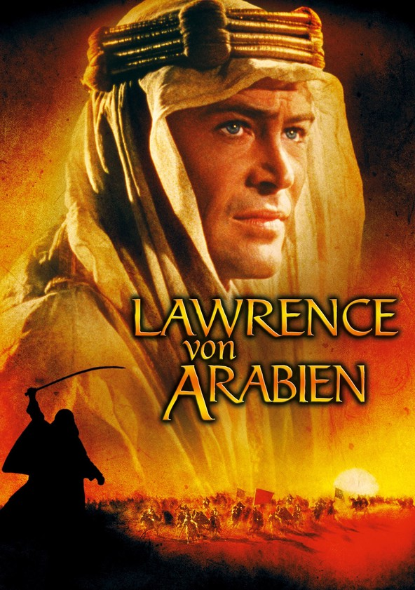 Lawrence von Arabien poster
