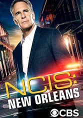 Navy CIS: New Orleans Staffel 4