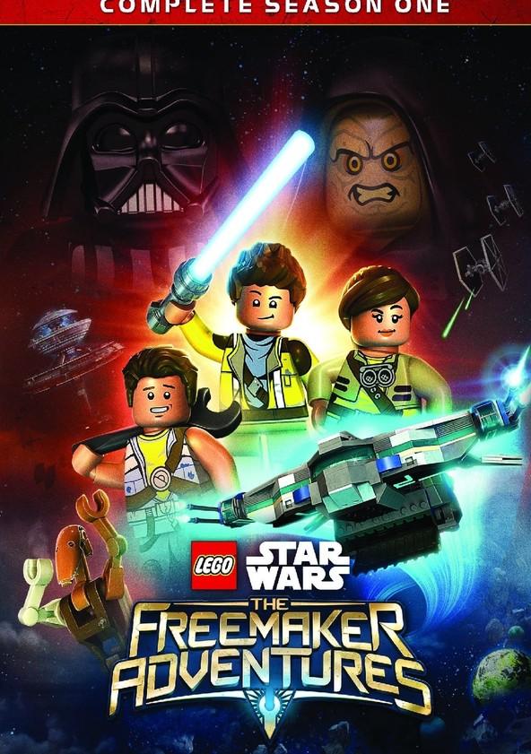 Lego Star Wars: Die Abenteuer der Freemaker Staffel 1 poster