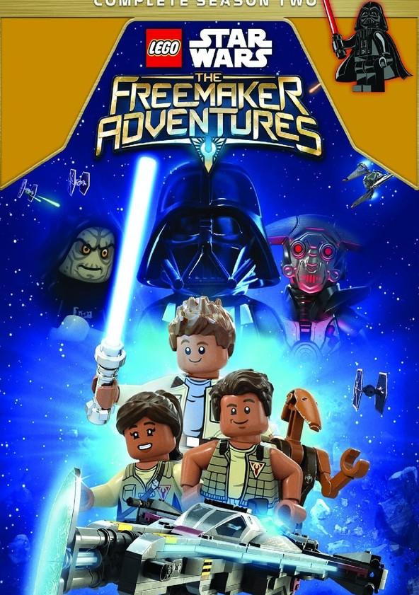 Lego Star Wars: Die Abenteuer der Freemaker Staffel 2 poster