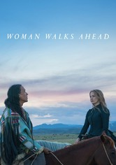 Woman Walks Ahead